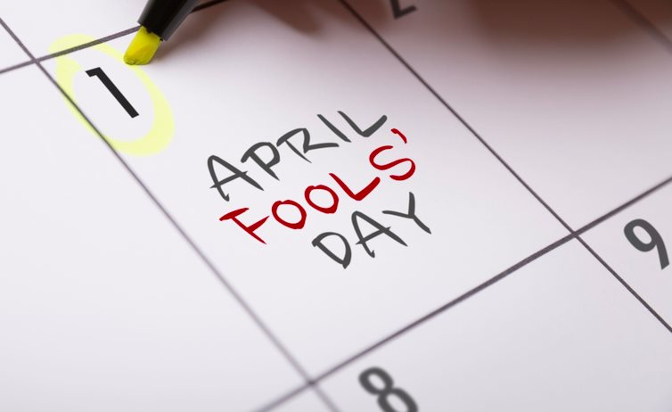 Today in history: April Fools' Day