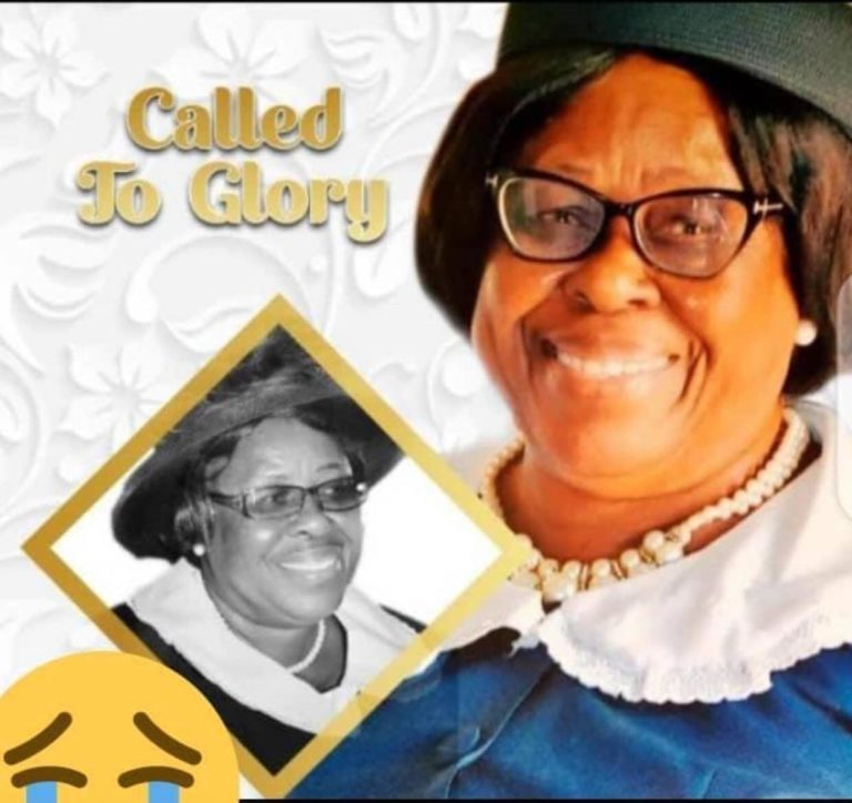A woman to remember – Tribute to Auntie Paulina