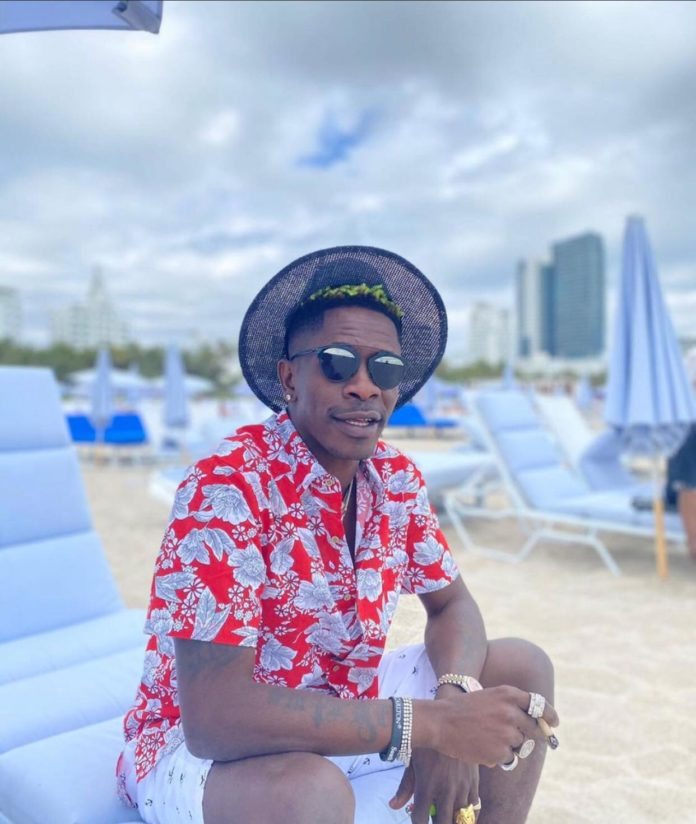 Shatta Wale to perform live in Houston