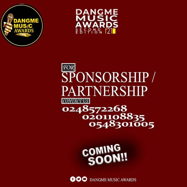 """DMA announces the second edition of """"Dangme Music Awards"""""""