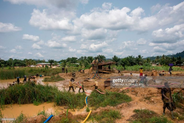 Gold Menace: Illegal Mining and its Financial Impact on the economy