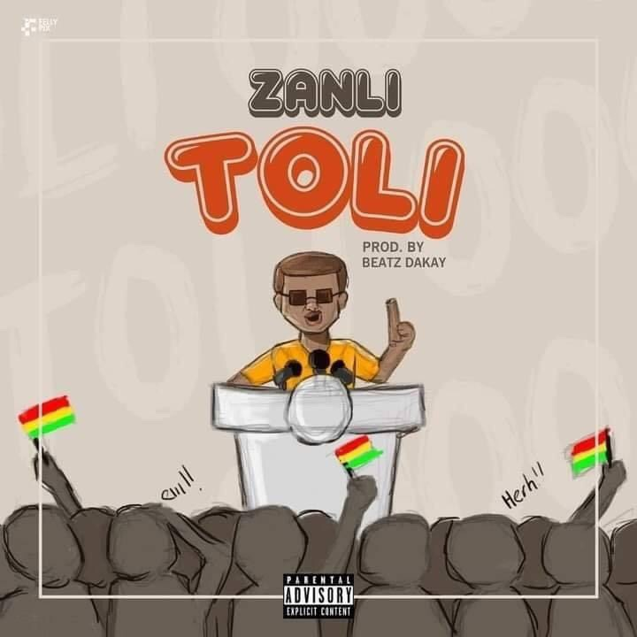 Zanli exposes politicians on new song dubbed 'Toli'