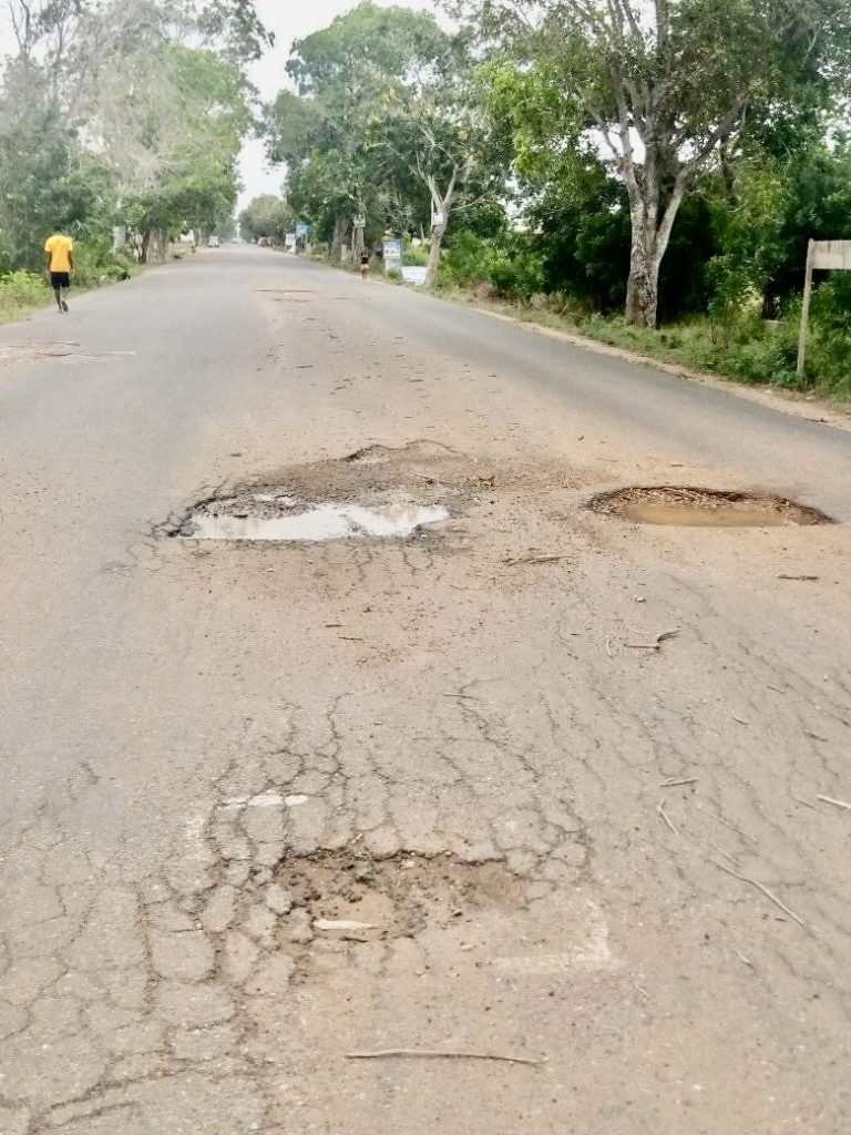 G/R: Residents of Ada cry over bad roads