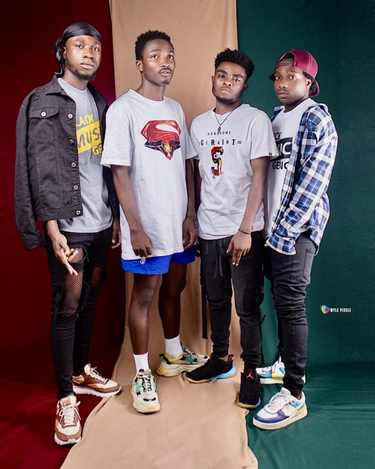 Young talented quartet Ghanaians should pay massive attention to in 2021