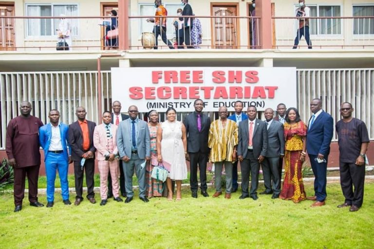 New Governing Council for Ho-Technical University  Inaugurated